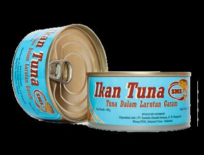 Tuna in Brine ®